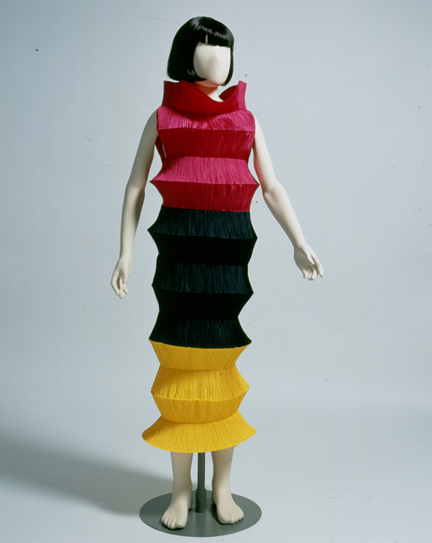 Flying Saucer dress by_Issey Miyake Japan, 1994